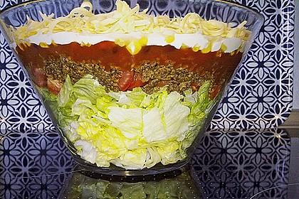 Mexikanischer Schichtsalat 3