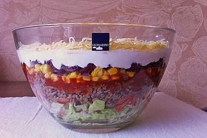 Mexikanischer Schichtsalat 23