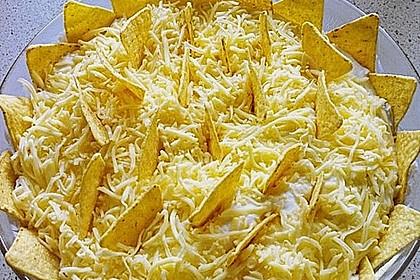Mexikanischer Schichtsalat 4