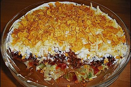 Mexikanischer Schichtsalat 5