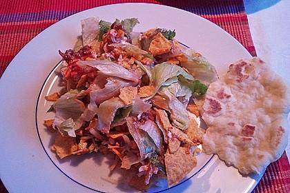 Mexikanischer Schichtsalat 45