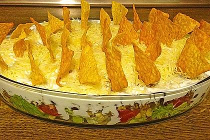 Mexikanischer Schichtsalat 37