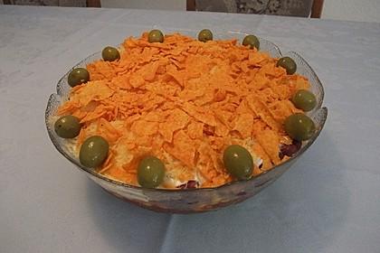 Mexikanischer Schichtsalat 17