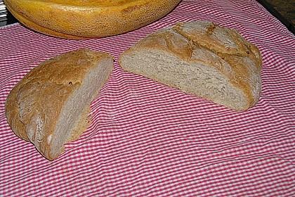 Altrömisches Brot 8