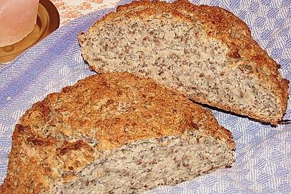 Altrömisches Brot 16