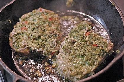 Koriander - Thunfischsteak mit Mango Salsa 22