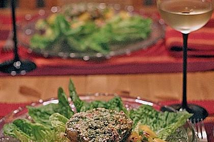 Koriander - Thunfischsteak mit Mango Salsa 4