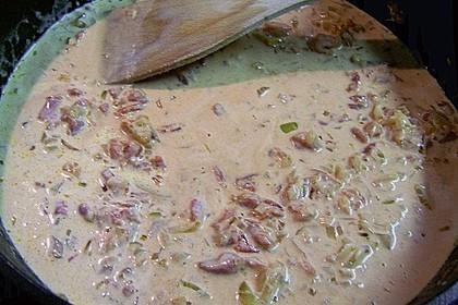 Putenschnitzel mit Gorgonzolasauce 6
