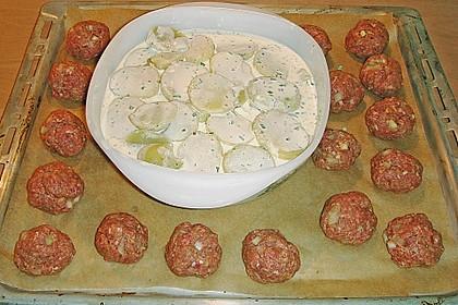 Schafskäse - Kartoffel Auflauf 42
