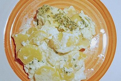Schafskäse - Kartoffel Auflauf 32