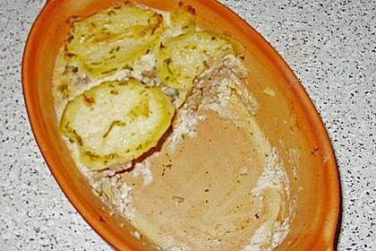 Schafskäse - Kartoffel Auflauf 41