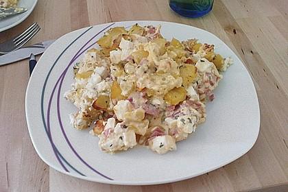 Schafskäse - Kartoffel Auflauf 19