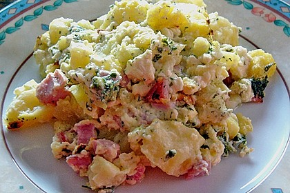 Schafskäse - Kartoffel Auflauf 25