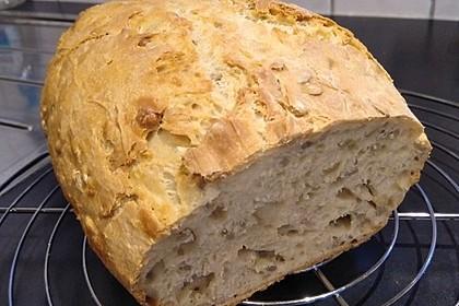 Brot schnell + lecker (Bild)