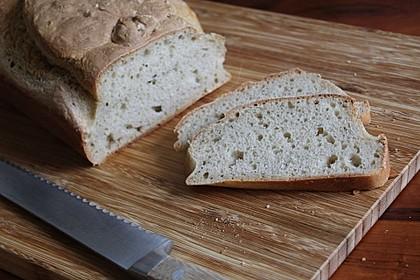 Brot (schnell + lecker) (Bild)