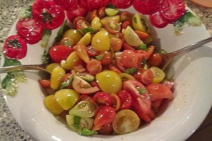Tomatensalat sizilianisch 6