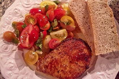Tomatensalat sizilianisch 5