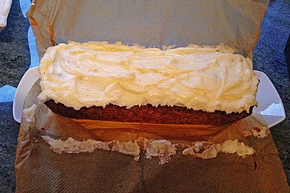 Carrot Cake mit Frosting 1