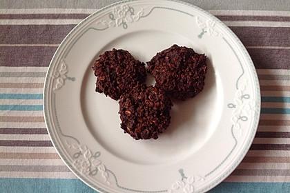 Schokoladen-Bananen-Cookies