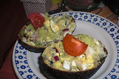 Avocado-Eier-Salat Colombienne 2