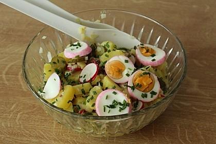 Herzhafter Kartoffelsalat 2