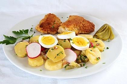 Herzhafter Kartoffelsalat 3