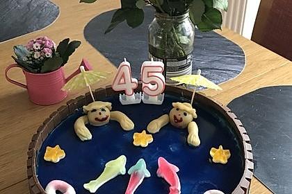 Swimmingpool Torte 7