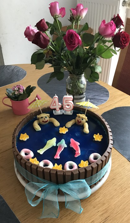 Swimmingpool Torte Von Moosmutzel311 Chefkoch De