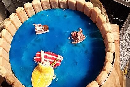 Swimmingpool Torte 6