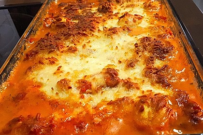 Gnocchiauflauf mit Tomaten und Mozzarella 8