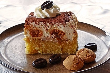Tiramisu-Kuchen vom Blech 1