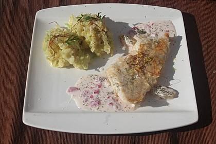Wirsing-Kartoffel-Püree 2