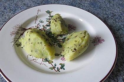 Wirsing-Kartoffel-Püree 1