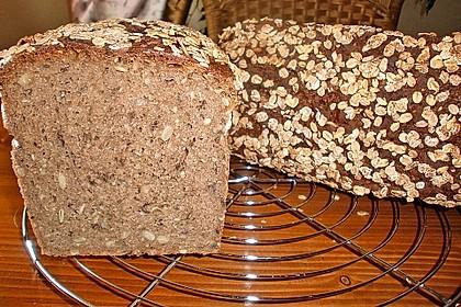 Ticks Vital-Kerne-Brot (Bild)