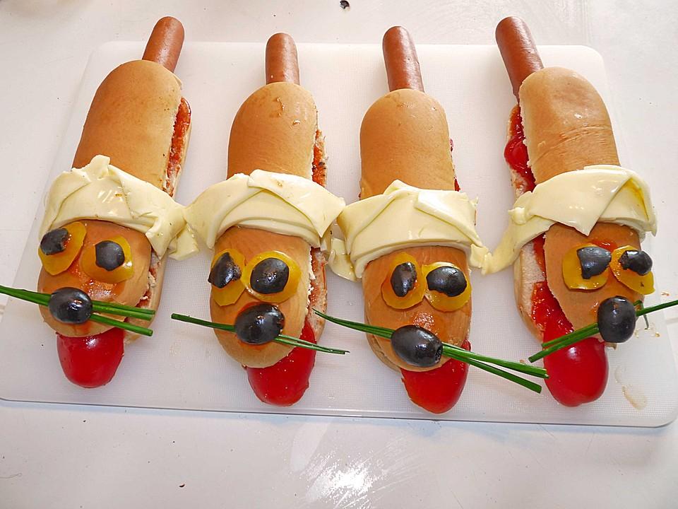 Origineller Hot Dog Von Mama Jane Chefkoch De