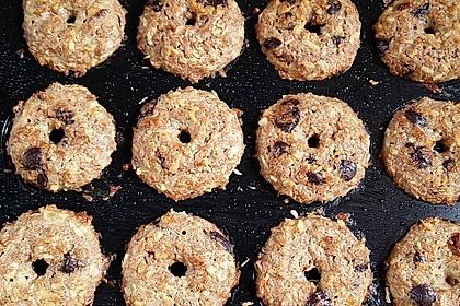 Dinkel-Kokos-Minimuffins