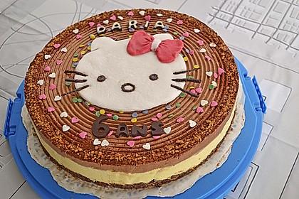 Cheesecake Schokolade-Passionsfrucht
