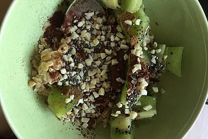 Schneller Porridge - mit Varianten 22
