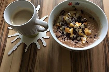 Schneller Porridge - mit Varianten 8