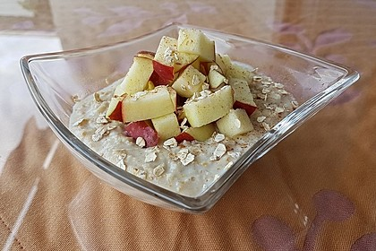 Schneller Porridge - mit Varianten 3