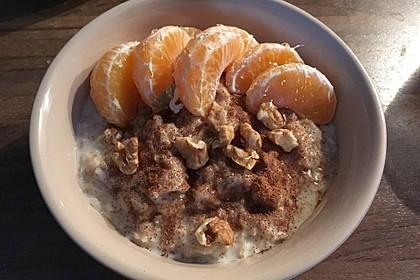 Schneller Porridge - mit Varianten 13