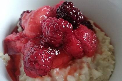 Schneller Porridge - mit Varianten 4