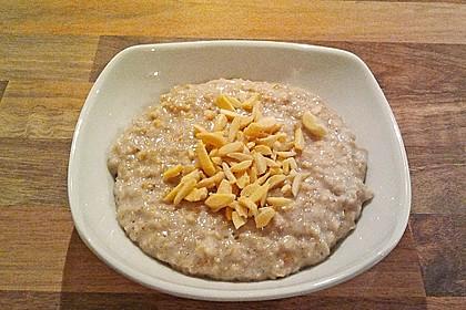 Schneller Porridge - mit Varianten 5