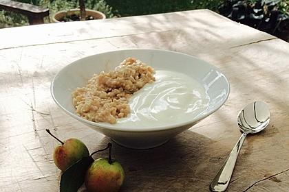 Schneller Porridge - mit Varianten 11