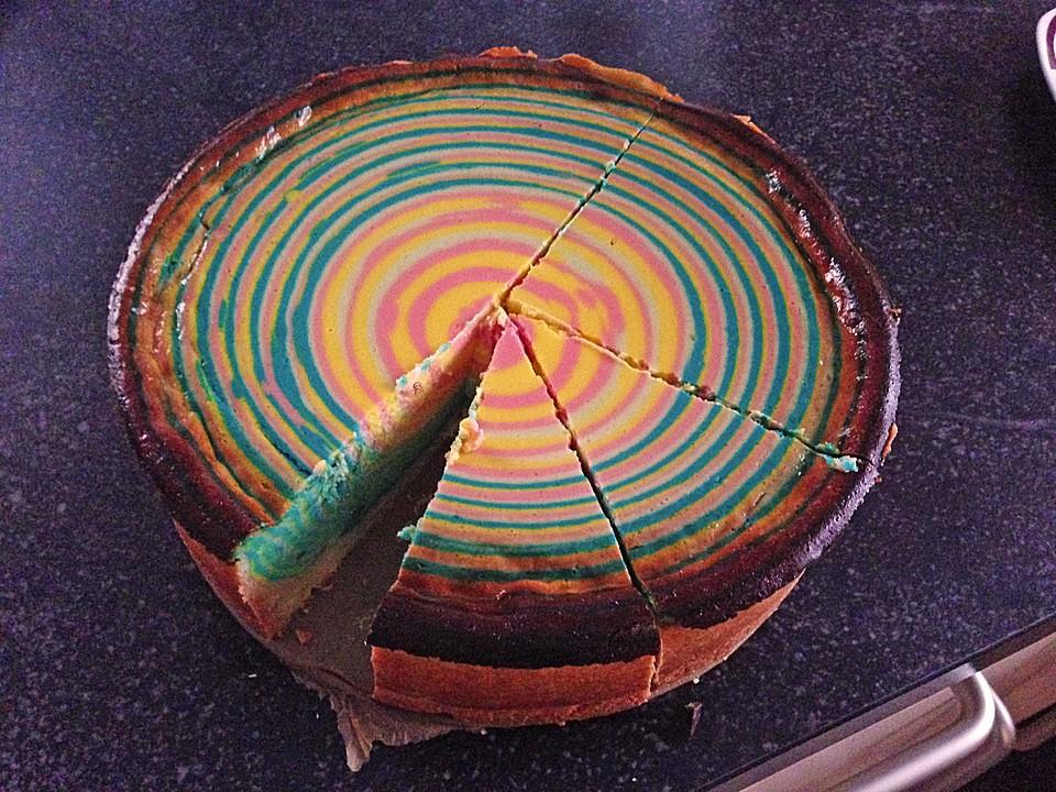 Regenbogenkuchen Von Camberger1986 Chefkoch De