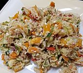 Gebratener Reis mit Resten (Bild)