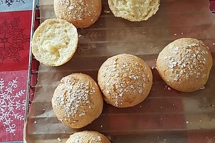 Glutenfreie Frühstücksbrötchen (Bild)