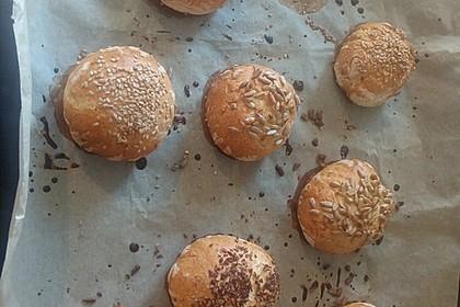 Glutenfreie Frühstücksbrötchen 21