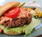Veggie-Burger (Bild)