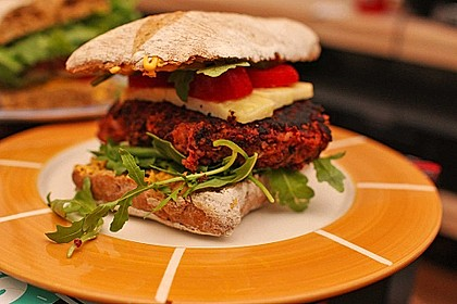 Veggie-Burger 1